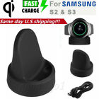 samsung 2 s - Qi Wireless Charging Dock Cradle Charger For Samsung Gear S2 S3 Classic Frontier
