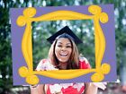 Large Personalized birthday photo booth frame Birthday Party birthday Photo Boot