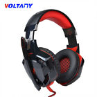 EACH G2000 Game Gaming Headset 3.5mm LED Stereo Headphone Microphone PC Laptop