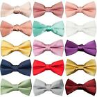 Pre Tied Boys Bow Tie Age 8-11 Childrens Bow Tie Kids Dickie Bows Wedding Bows