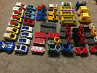 Lego Duplo Semi Truck  Flatbed Trailer Vehicle trash car
