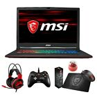 "MSI GP73 Leopard 17.3"" 120Hz (3ms) Core i7-8750H GTX 1060 1050Ti Gaming Laptop"