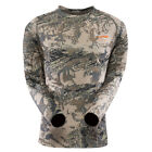Sitka Core Lightweight Long Sleeve Crew 10033Base Layers - 177867