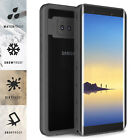pb&j otter - Galaxy Note 8 Case Built-in Screen Protector Rugged Waterproof Shockproof Cover