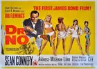 James Bond Dr No Sean Connery movie advertising Metal Sign Wall Plaque Art £6.99 GBP on eBay