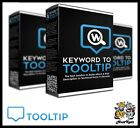 Keyword To Tooltip WordPress Plugin - Digital Download or CD