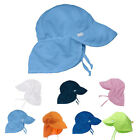 US Toddler Infant Kids Sun Cap Summer Outdoor Baby Girls Boys Beach Cotton Hat