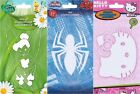 Disney Tinkerbell-Hello Kitty-Marvel Spiderman Window Decal Autocollant Sticker