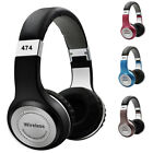 bluetooth mic - Wireless Bluetooth 4.1 Headphones Foldable Headset Stereo Earphones With Mic