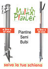Piantatore professionale per Bulbi Piantine Sementi Multiplanter Small e Large