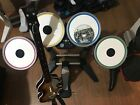Guitar Hero Drums & Rock Band Drums PS2 PS3 XBOX Wii Drums Free Shipping