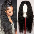 lace front wigs for black hair - Pre Plucked Brazilian Human Hair 360 Lace Front Frontal Wigs For Black Women T87