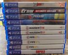 PS4 GAMES - SPORTS