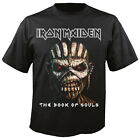 Iron Maiden Book Of Souls T-Shirt Official Mens Unisex Rock Music Metal Band Tee