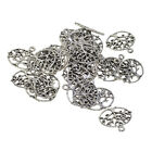 30pcs Tree of Life antique silver Beads charms Pendants DIY jewelry 24x25mm