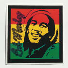 Bob Marley Sticker One Love Decal Vinyl Rasta Jah Jamaica Reggae Music 420 Dread