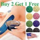 No Strip Depilatory Hot Film Hard Wax Beads pro Wax warmer Hair Removal Beans $5.49 USD on eBay