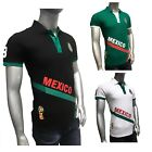 Mexico 2018 World Cup Russia Soccer Jersey Green Mundial Rusia 2018 Polo Shirt