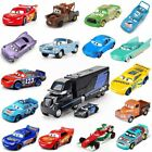 Cars Diecast Jackson Storm Lightning Mcqueen Kids Toy Car Choose Your Favourite