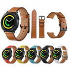 New Genuine Leather Watch Band Strap For Gear Sport S4/Garmin Vivoactive 3 20mm