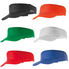 SUN VISOR SPORTS GOLF TENNIS MEN'S WOMEN'S 100% COTTON SUN BEACH HAT SUMMER CAP