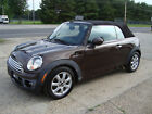 2010+Mini+Cooper+Convertible+Salvage+Rebuildable+Repairable