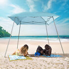 EZ Pop Up Canopy Outdoor Party Tent Patio Sun Shade Shelter Wedding Tent W/ Bag