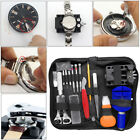 Watch Repair Kit Watchmaker Back Case Opener Link Remover Spring Pin Bar Tool