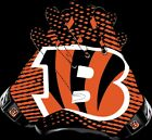 Cincinnati Bengals Gloves Sticker Vinyl Decal / Sticker 5 sizes!! on eBay