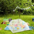 kitchen flies - Collapsible Food Cover Pop Up Food Cover BBQ Mesh Fly Wasp Net Party Kitchen UK