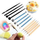 5/13x Ball Stylus Dotting Tools Clay Pottery Modeling Rock Painting Sculpting image