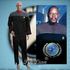 Star Trek Nemesis Voyager Captain Sisko Uniform Set Cosplay Costume Halloween on eBay
