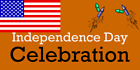 Happy Birthday independence day 4th Of July Banner Patriotic Memorial USA