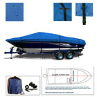 Cobalt+220+Bowrider+BR+W%2FWakeboard+Tower+Trailerable+Storage+Boat+Cover