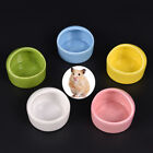 1pc Hamster Cute Ceramic Feeding Basin For Pets Pup Dogs Cats Food Bowl BR