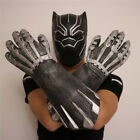 Black Panther Claw Gloves Avengers Infinity War Mask  Halloween Party Cos Props