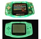 Game Boy Advance GBA Game Console w/ AGS-101 Backlight Backlit Mod & Switch