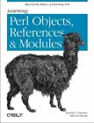 LEARNING PERL OBJECTS, REFERENCES, AND MODULES By Tom Phoenix **BRAND NEW**