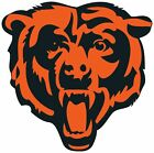 Chicago Bears Bear Logo Vinyl Decal / Sticker 5 sizes!!