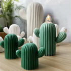 Внешний вид - 3D Cactus Candle Molds Silicone Soap Mold DIY Craft Wax Resin Plaster Mould