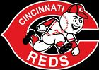 Cincinnati Reds Mascot C logo Vinyl Decal / Sticker 5 Sizes!!!