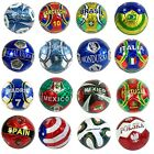 """5"""" Football Soccer Ball World Cup All Weather Sporting Goods U.S Official 1x"""