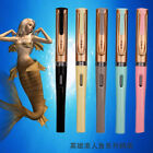 Hero 368 Mermaid Plastic China Fountain Pen Push Extra Fine Nib 0.38mm Writing