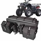 ATV Cargo Rear Rack Gear Bag Made of 600D Waterproof Fabric with Topside Bungee