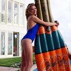 YhsBUY® Giant Inflatable Champagne Bottle Swimming Pool Float Water Sports Toys