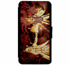 Naruto And Minato Character Leather Flip Phone Case Cover for iPhone Samsung D5