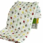 US NewbornBaby Muslin Bedding Bath Towel Blanket Baby Sleeping Swaddle Blanket