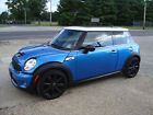 2008+Mini+Cooper+S+6%2DSpeed+Manual+Salvage+Rebuildable+Repairable