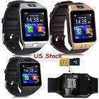 Bluetooth Smart Watch Phone Noice Canceling Mate For Samsung S9 S8 S7 Edge S6 S5