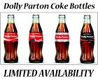 Dolly Parton 8 fl oz. glass bottle of Coca-Cola - 4 Styles - Brand New Unopened $14.99  on eBay
